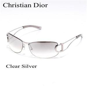 Christian Dior サングラス DIORLY2/J YB7VZ クリア×シルバー