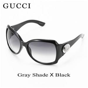 GUCCI サングラス GG2938-584/LF 2007年モデル グレーシェード×ブラック