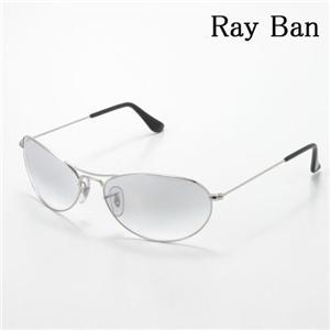 Ray Ban サングラス 3172-003-3G クリアグレー×シルバー