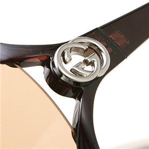 GUCCI サングラス 2986-HXX/5B ライトブラウン×ブラウンパール