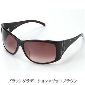 POLICE サングラス S1589J -958/ブラウングラデーション×チョコブラウン