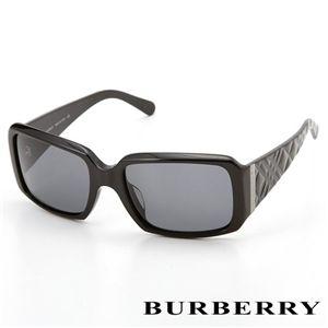 BURBERRY サングラス 4011A-3002/73ブラウン×ベッコウ