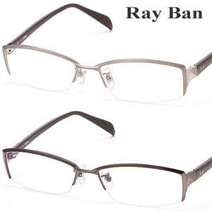 RayBan ダテメガネ RX8639-1026 クリア×ガンメタル&ブラック