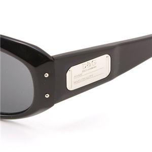 D&G(ディー・アンド・ジー) サングラス 3029A-501/87 スモーク×ブラック