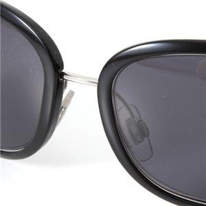 Dolce&Gabbana(ドルチェ&ガッバーナ) サングラス 2035-239/87/スモーク×ブラック&シルバー