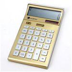 電卓 cadena calculator CCA-103 ゴールド