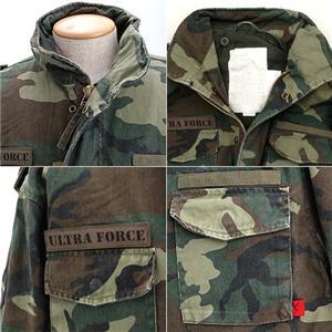 ROTHCO社 M-65 ミリタリー フィールドジャケット オリーブ Mサイズ