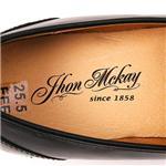 Jhon Mckay トラディショナル レザービジネスシューズ 1202 ストレートチップ/ブラウン 26.5
