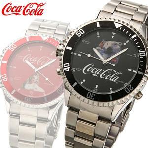 Coca-Cola MP3ウォッチ MW-158 ブラック