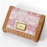 Falchi New York(ファルチ ニューヨーク) 財布  FA-7321/二つ折り ピンク