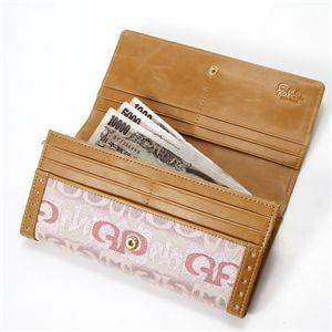 Falchi New York(ファルチ ニューヨーク) 財布  FA-7322/長札 ピンク