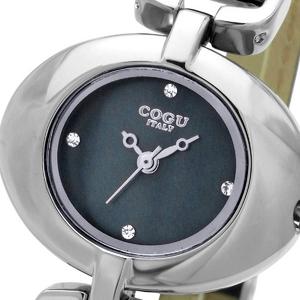 COGU(コグ) ラウンド レディースウォッチ RYO1112S-S3B