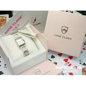 アン・クラーク レディース クォーツ腕時計 AA1030−09