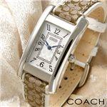 COACH(コーチ) レキシントン シグネチャーブラウン/ホワイトシェル レディース 14500919