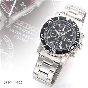 SEIKO(セイコー) アラームクロノ SNA225P