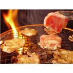 炭火焼肉亀山社中の厚切りタンセット