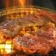 亀山社中の焼肉 タレ漬けお肉
