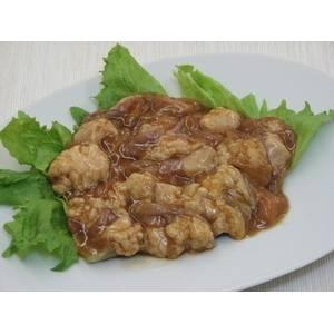亀山社中の焼肉 タレ漬けミックスホルモン