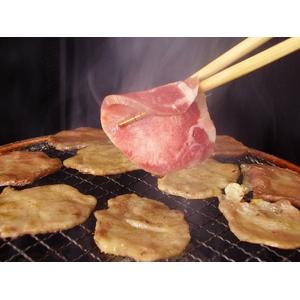 亀山社中の焼肉 タン
