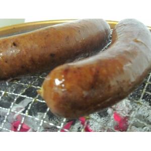 亀山社中の焼肉 ソーゼージ