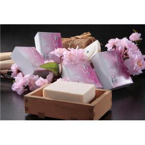 彩り 桜せっけん 【4個セット】