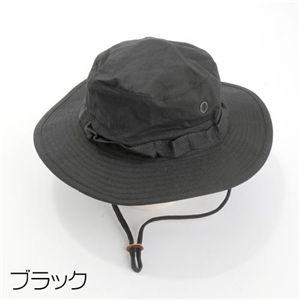 ジャングルハット ブラック L
