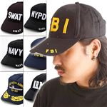アメリカベースボールキャップ FBI