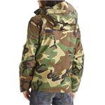 アメリカ軍ECWCS-1ジャケット復刻版 ウッドランドカモ