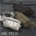 MIL-TEC社 ドイツ軍防水布ヒップバック レプリカ ML1351-213124 オリーブ