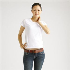 ホワイト2枚+サックス1枚 計Tシャツ3枚セット GL