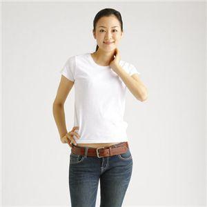 ホワイト2枚+バーガンディ1枚 計Tシャツ3枚セット GM