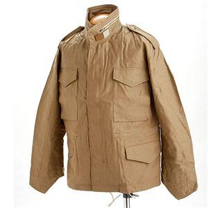 HOUSTON(ヒューストン) ショートM-65ジャケット カーキ XL