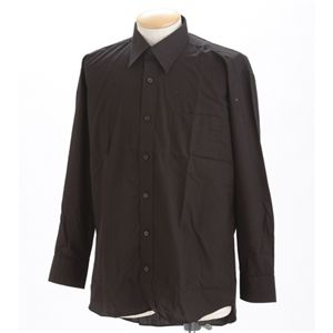 チョイワルBLACKシャツネクタイセット オフホワイト M