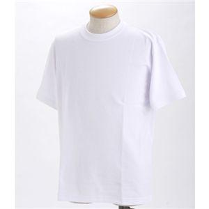 ドライメッシュポロ&Tシャツセット ホワイト LL
