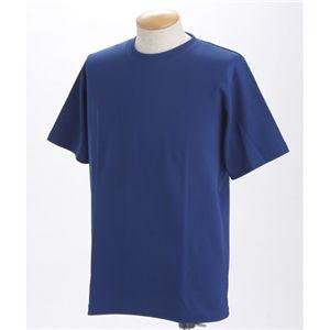 ドライメッシュポロ&Tシャツセット ロイヤル 3Lサイズ