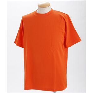 ドライメッシュポロ&Tシャツセット オレンジ SS