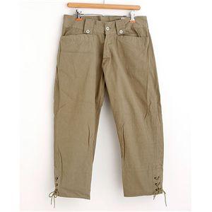 ベルギー軍7分丈パンツ オリーブ 4サイズ
