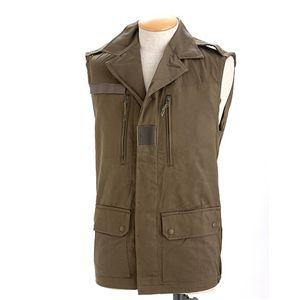フランス軍放出 F2ベストデットストック&5分袖Tシャツセット グレー XL