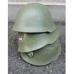 セルビア軍放出 スチールヘルメット H M030UN 57cm 【中古】