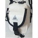 GERRY 超軽量防水スマフォ デジカメ入れに便利ミニショルダー & ウェストポーチ バッグ GE8002 ホワイト