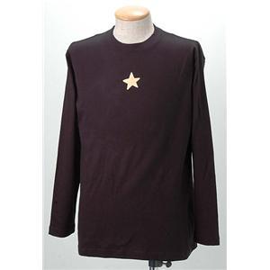 語れる立体和柄ロングTシャツ S-1469/ガンマン雷神 M