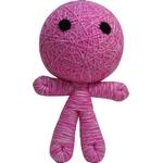 ブードゥー人形BIGサイズ ピンク