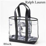 Ralph Lauren(ラルフローレン) クリアトートバッグ 498TTE BALCK