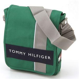 TOMMY HILFIGER(トミーヒルフィガー) 斜めがけショルダーバッグ ハーバーポイント2 500078-315 Kelly×Navy