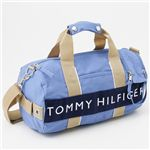 TOMMY HILFIGER(トミーヒルフィガー) ミニダッフルバッグ L500079 SlateBlue/Navy