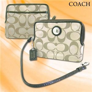 COACH(コーチ) スモールジップラウンド財布 シグネチャー/フローラル・F44268/A・SKHMA