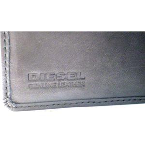 DIESEL(ディーゼル) 二つ折り 財布 レザー XR06PR822 T8090