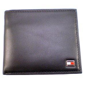TOMMY HILFIGER(トミーヒルフィガー)二つ折り財布 4511BK