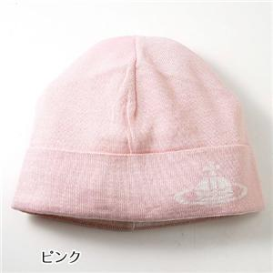 <strong>VivienneWestwood</strong> <strong>ニットキャップ C01-300 ピンク</strong>
