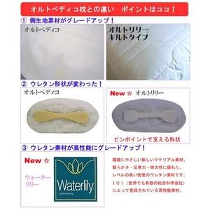 オルトリリー枕 構造